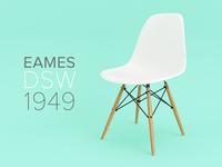 Eames 1949 DSW