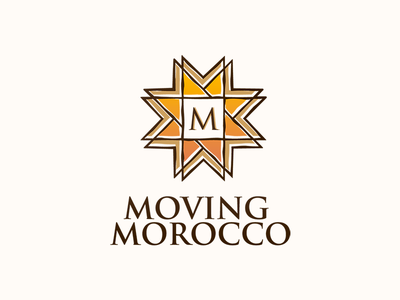 Moving Morocco sketch brand branding design logo