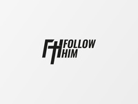 Follow Him Branding beatiful brand professional identity branding design logo
