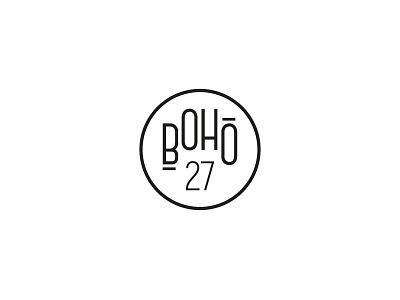 Boho 27 beatiful brand professional identity branding design logo