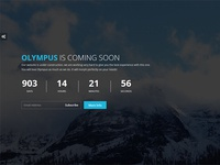 Olympus - Responsive Coming Soon WordPress Plugin