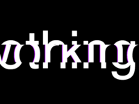 'Something is not working' css glitch
