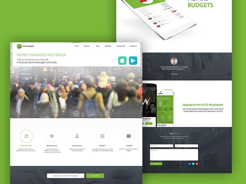 Health Web Design Templates