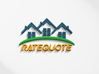 Ratequote   Real Estate Logo