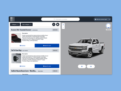 Auto Accessory Visualizer