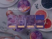 Empress Gin Web Progressive App and website