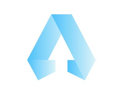 A+ arrow Gradient Logo colours color colors gradients gradient color gradient design designer logos logodesign logotype gradient colorful illustration logo typography stationary identity design brand branding