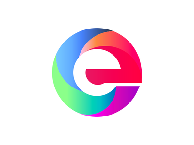 Gradient logo.