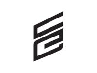 A monogram logo E + e