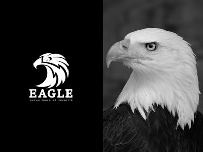 Animal logo Eagle