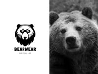 Animal logo Bear