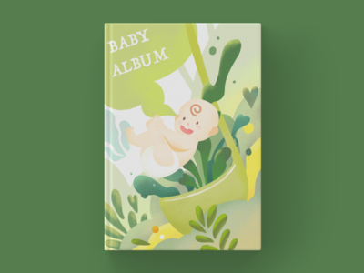 Baby Album book cover