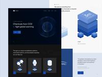 EngineZyme webdesign grid landing future chemistry home page typography interaction minimalism motion animation ux ui