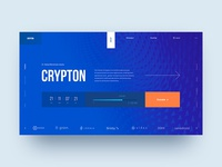 Crypton Website