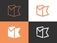 MK Logo play