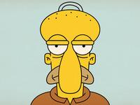 Homer Squidward