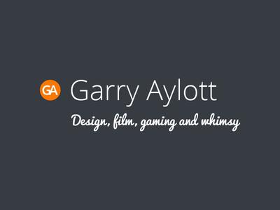 Personal blog title logo title blog blog logo typography type