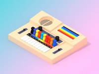 Muson Synthesizer