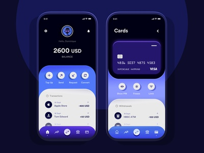 Banking App trading app neobank app neobank fintech app banking app bank app bitcoin blockchain payment wallet trading trade pay money fintech finance cryptocurrency crypto banking bank