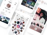 Instagram Redesign