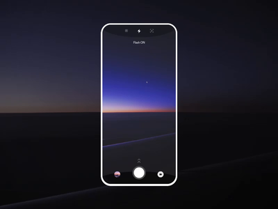 Camera UI Interaction