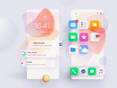 Real iOS Concept