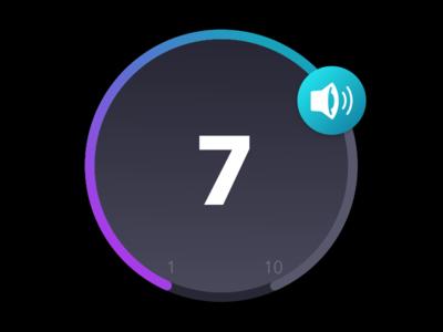 Volume UI