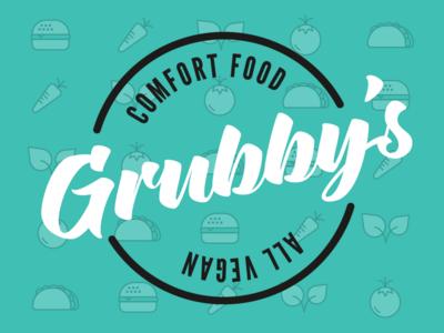 Grubby's Logo