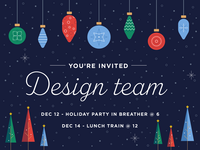 Design Holiday Party