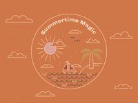 Summertime magic 01