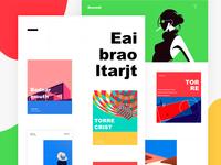 Illustration web search  ®