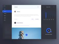 Micro-blog client
