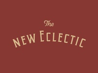Unused Concept - The New Eclectic Logo