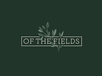 Of the Fields Floral Logo Design - Concept
