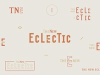 The New Eclectic - Branding + Icons