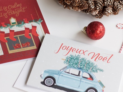 Christmas Card Collection 2018