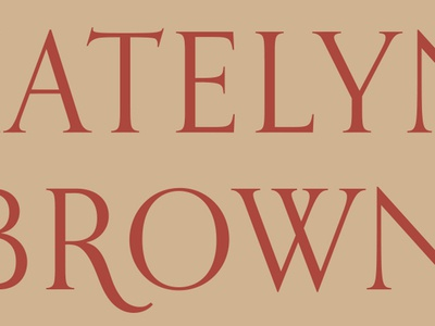 Katelyn Brown Photography - Branding