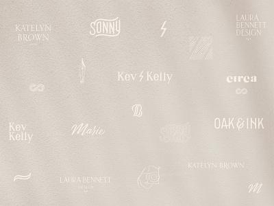 Branding Year in Review brand handlettering design lettering illustration typography icon design submark wordmark logotype logo identity brand design branding