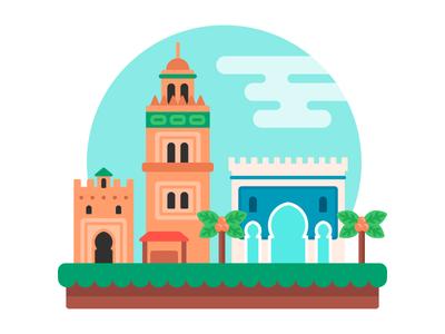 Epcot Morocco