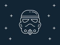 Star Wars Icons: Stormtrooper