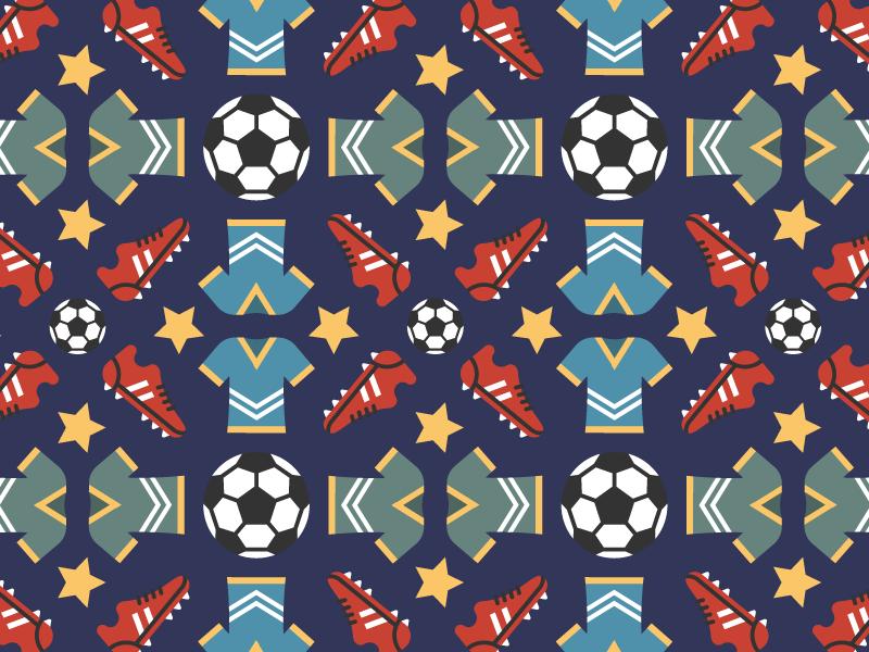 World Cup 2018 Wallpaper By Krista Hansen On Dribbble