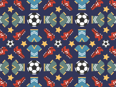 World Cup 2018 Wallpaper vector flat russian pattern star shirt shoe sports russia football soccer world cup