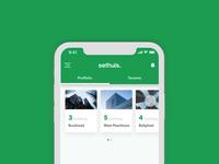 Sethuis - Rental App