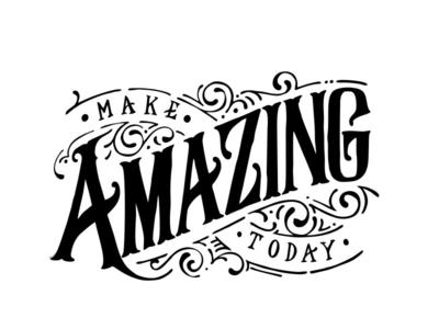 Make Amazing