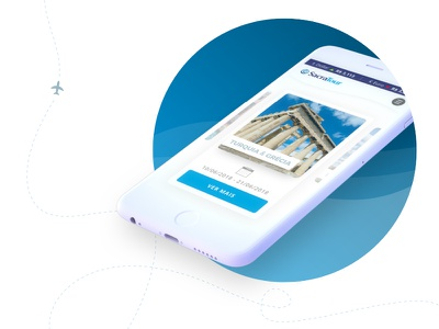 Sacratour - Travel Agency - Packages web design mobile responsive package agancy travel website interface user design ui