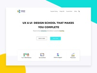 Design School Website