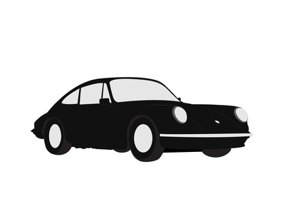 Porsche 911 porsche 911 illustration design car