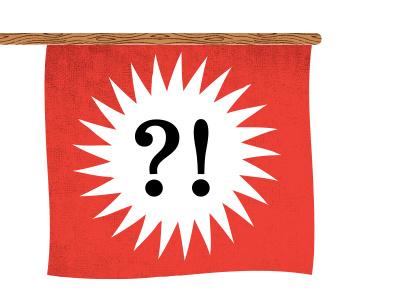 Interrobang interrobang typography belizio flag gun shoot bang words wordsmith r-blog riggs partners ryon edwards
