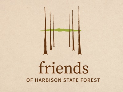 Friends of Harbison State Forest Logo