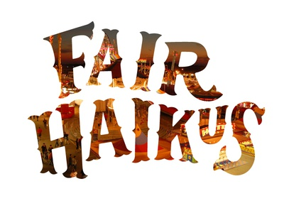New logo for 2017 Fair Haikus #fairhaikus17